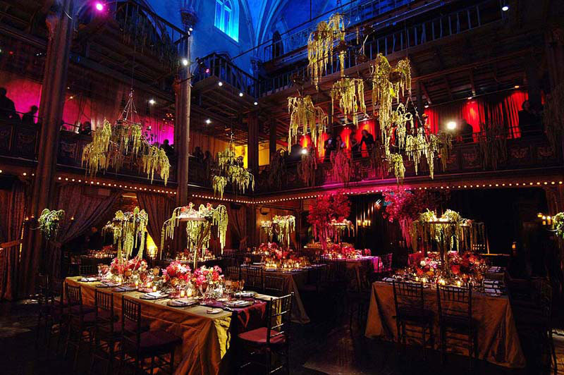 Wedding Reception Halls In New York City : To celebrate love the angel orensanz foundation