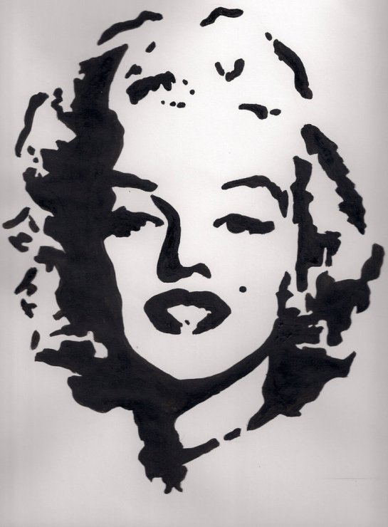 marilyn_monroe_stencil_etsycraftparty_crafts_newyorkcity_marilyn
